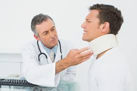 Esguince Cervical