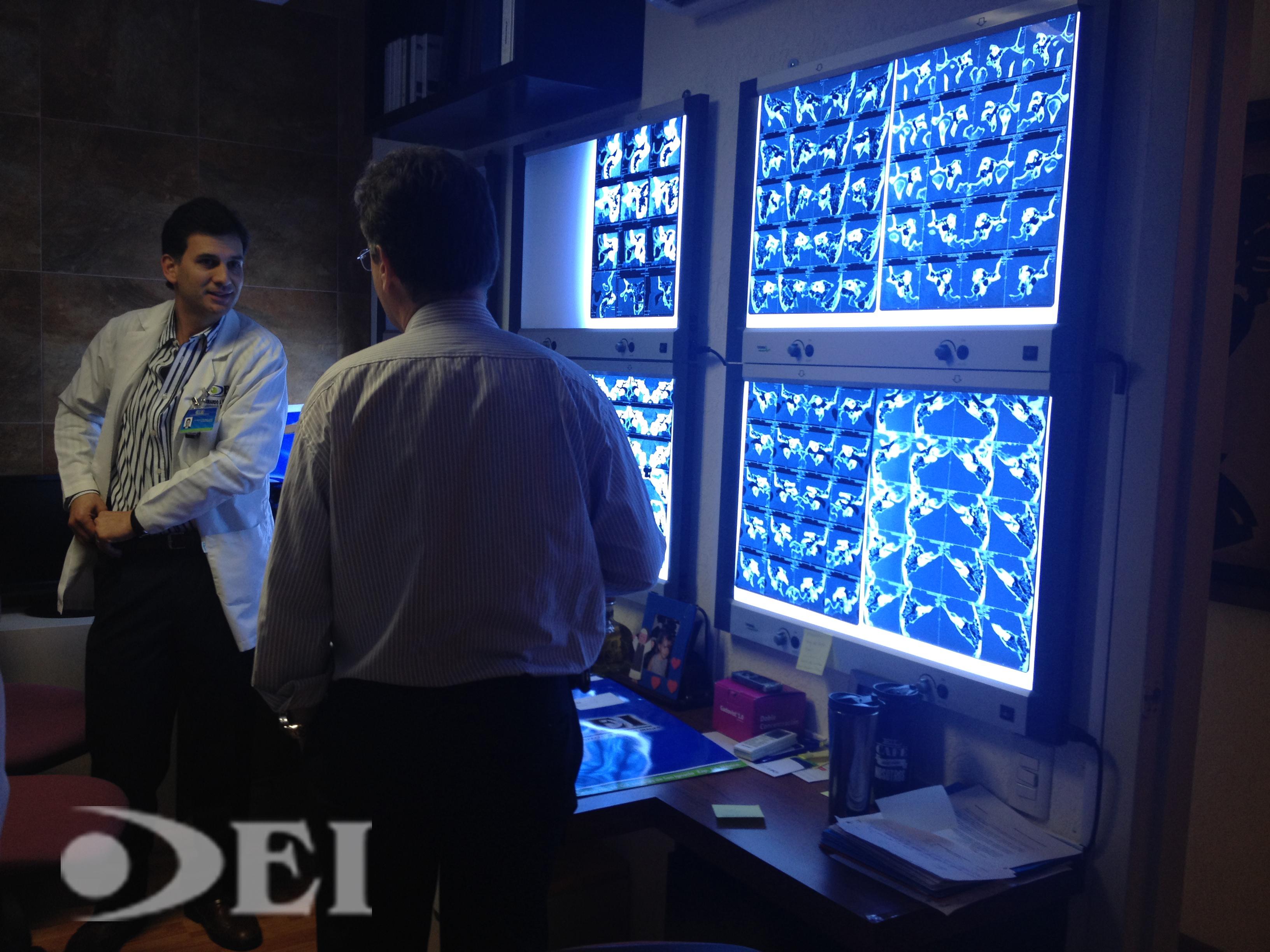 Qué es un medico radiólogo?