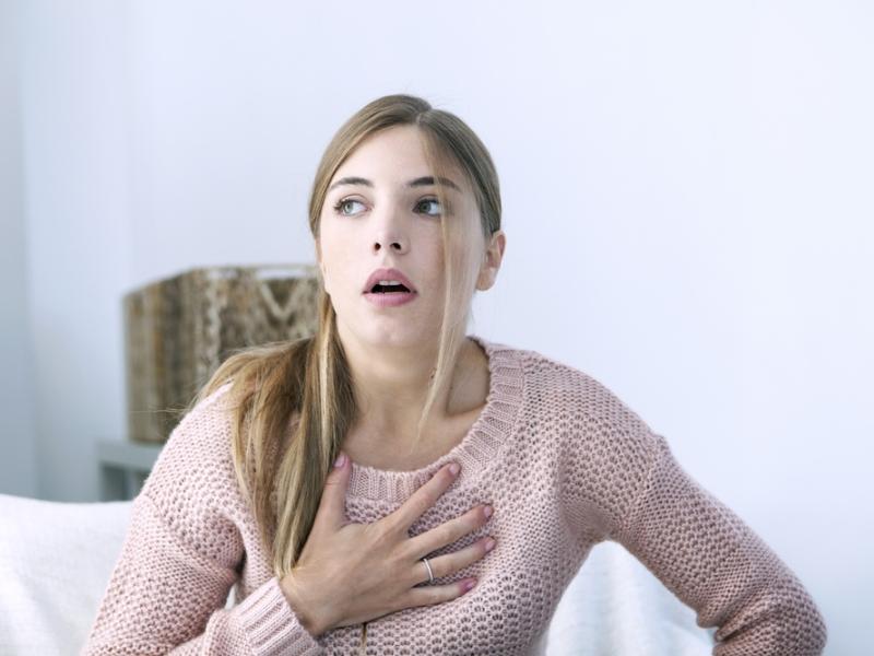 Las palpitaciones y el riesgo de desarrollar problemas cardíacos