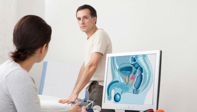 Cáncer de próstata, diagnóstico